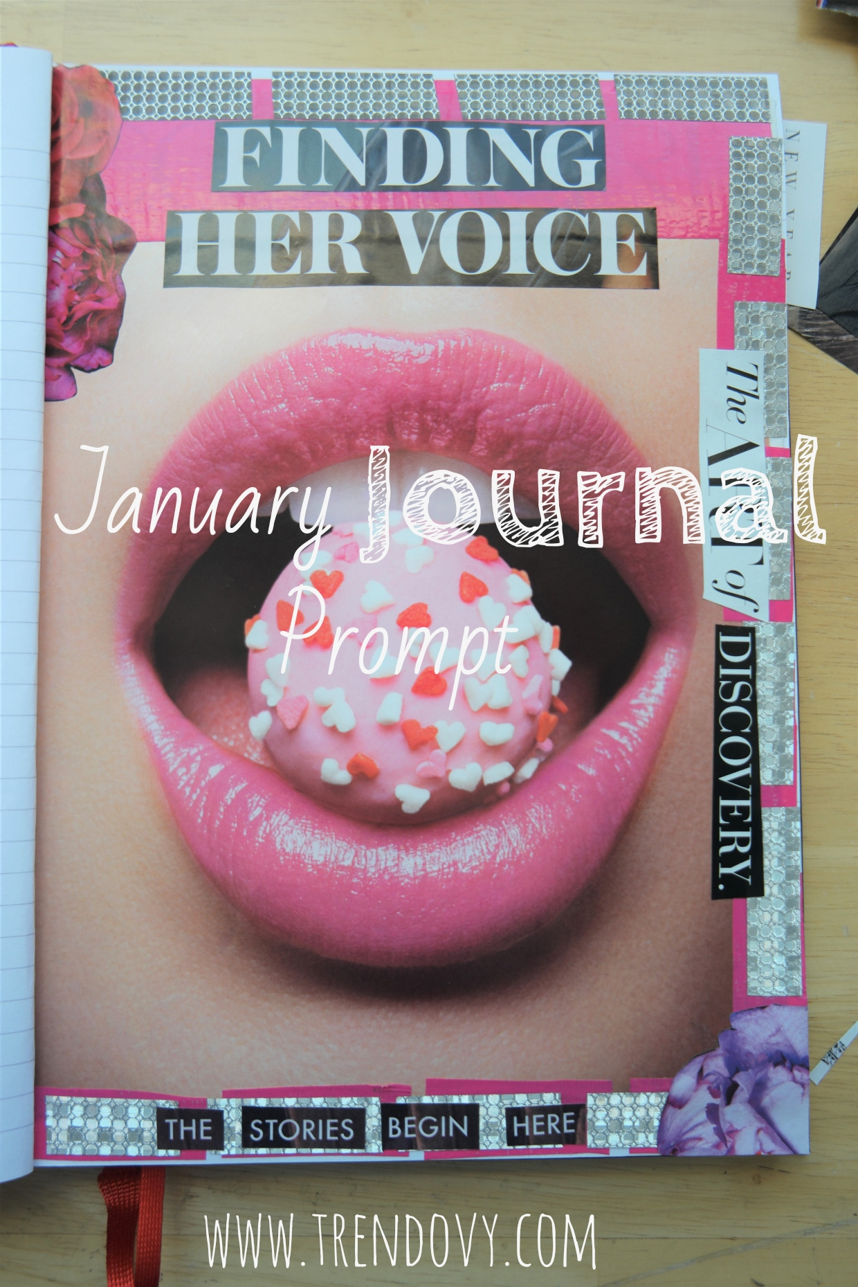 journaling prompts. journal prompts. quotes. collage journaling. magazine scraps. magazine clippings. art journaling. collage journal. gluebook. smashbook. mixed media. kelly kilmer. ephemera. journaling ephemera. vision boards. dream boards.